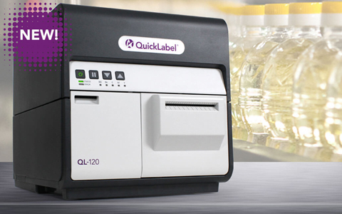 QUICKLABEL Printers — Full color label printers — Product — Сайт
